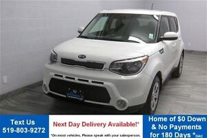 2015 Kia Soul LX! AUTOMATIC! AIR CONDITIONING! POWER GROUP! BLUE