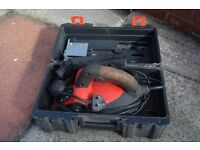 Black and Decker electric planer
