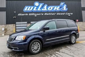 2016 Chrysler Town & Country TOURING-L LEATHER! $85/WK, 5.49% ZE