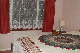 Large Bedroom - double bed for rent....