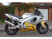 Yamaha Thundercat YZF600 £850 1997 Full MOT