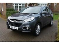 2011 Hyundai IX35 Premium with all options. 2WD 2ltr Diesel in superb condition