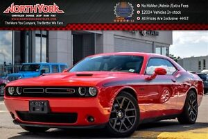 2016 Dodge Challenger R/T|Manual|HEMI|Classic,Sound,DrvrConven.P