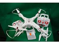 syma x8sc quadcopter/drone