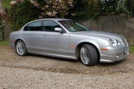 Jaguar S Type XS 2.7 Diesel. Manual gearbox. Jaguar Body Kit. Not too many of these available!
