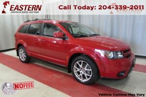 2014 Dodge Journey R/T 3.6L V6 DVD HEATED SEATS BACK UP CAM