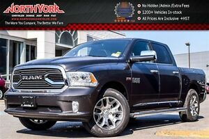 2017 Ram 1500 New Car Limited|TowMirror&BrakesPkgs|Sunroof|Nav.|