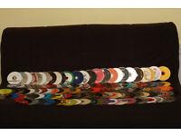 Job lot of 139 CD's