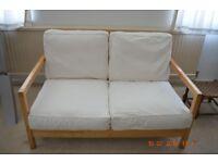 Ikea sofa /seater