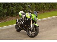 Kawasaki Z750 R - £4,495, 2011, only 6k miles, service history, great condition