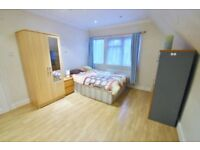 Huge room, right next to central line (A)