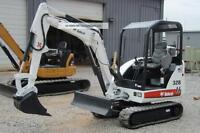Wanted: WTB MINI EXCAVATOR