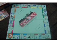Monopoly Scotland Edition Limited Edition - NOW ONLY £ 10