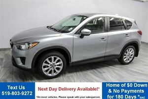 2015 Mazda CX-5 GT! AWD! LEATHER! SUNROOF! REAR CAMERA! NEW BRAK