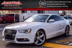 2014 Audi A5 Komfort|CleanCarProof|Sunroof|Bluetooth|SatRadio|H