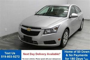 2014 Chevrolet Cruze LT TURBO w/ POWER PACKAGE! BLUETOOTH! CRUIS