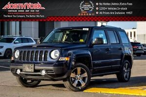 2017 Jeep Patriot NEW Car High Altitude|4x4|Sunroof|Htd Front Se