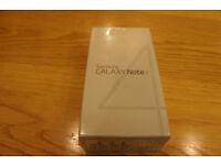 new Samsung Galaxy Note 4 phone