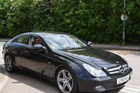 Mercedes-Benz CLS 3.0 CLS350d CDI Grand Edition 7G-Tronic 4dr