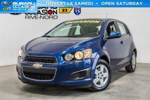 2014 Chevrolet Sonic LS A/C+BLUETOOTH