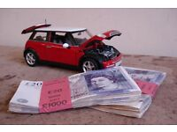 Wanted Dead or Alive Mini One Cooper and Cooper S - CASH PAID