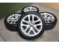 VW / Audi / Skoda Alloy wheels - 17 Sets TT Golf Passat T4 A3 A4 A8 Caddy Beetle 5x112 5x100 Leon