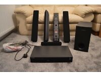 Samsung HT-TZ225 - Home Cinema - DVD and 5 + 1 Speakers set