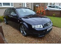 AUDI A4 1.8T AVANT BREAKING VOTEX