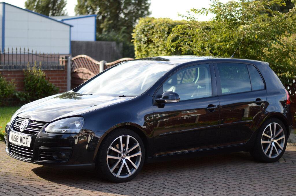 volkswagen golf sport gt bhp diesel leather seats  charleston rims vw golf mk automatic