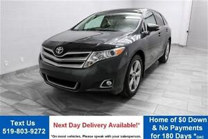 2013 Toyota Venza AWD w/ LEATHER! SUNROOF! REVERSE CAMERA! HEATE