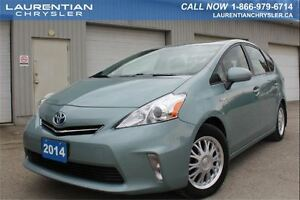 2014 Toyota Prius v BLUETOOTH+ BACK-UP CAMERA & MORE!