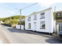 TO LET! Stunning 3-bedroom, detached house in Commercial Street, Blaenllechau £595 PCM