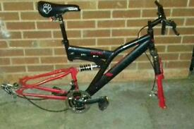 Mountin bike frame