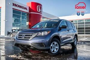 2013 Honda CR-V LX + GARANTIE 10ANS/200.000KM