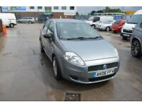 2006 FIAT PUNTO ACTIVE MOT UNTIL AUGUST 2019