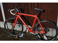 Road Bike Claud Butler £55