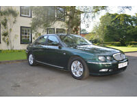 Rover 75 BMW Diesel Engine - Super Low Miles, FSH, Stunning Car