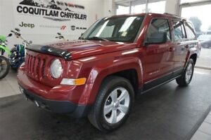2014 Jeep Patriot North- LOW KM!!