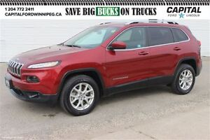 2016 Jeep Cherokee North *BEST DEAL IN MB*