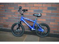 "Boys Concept Spiderman 14"" Mountain Bike"