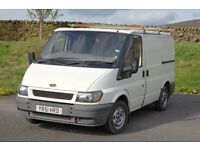 FORD TRANSIT VAN T260 with long mot