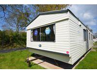 Fantastic 3 Bed Static Caravan For Sale on park in Dawlish, Devon, Nr Torquay, Paignton, Cornwall
