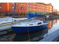 Vivacity 650 Bilge Keel Sailing boat