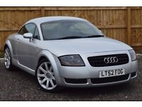 Audi TT 1.8 T Quattro 3dr NICE & CLEAN CAR INSIDE & OUT