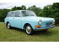 WANTED VW VOLKSWAGEN VARIANT TYPE 3 FRONT WINDSCREEN ..... LATE TYPE !