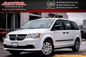 2017 Dodge Grand Caravan New Car|CVP|Keyless_Entry|Pwr Opts.|Tra