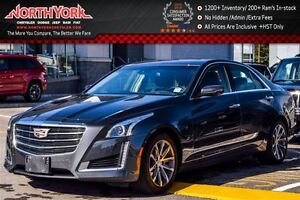 2016 Cadillac CTS Luxury AWD PanoSunroof BOSE Nav Htd/Vntd Front