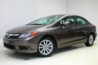 2012 Honda Civic EX * Toit-Ouvrant/Sunroof * 100% Original *