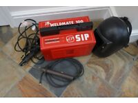 SIP Weldmate 100 Electric Welding and Brazing Kit