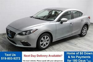 2014 Mazda MAZDA3 GX-SKYACTIV SEDAN! PUSH BUTTON START! NEW BRAK